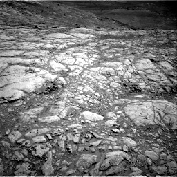 Nasa's Mars rover Curiosity acquired this image using its Right Navigation Camera on Sol 2618, at drive 858, site number 78