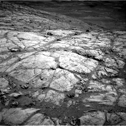 Nasa's Mars rover Curiosity acquired this image using its Right Navigation Camera on Sol 2618, at drive 888, site number 78