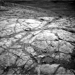 Nasa's Mars rover Curiosity acquired this image using its Right Navigation Camera on Sol 2618, at drive 894, site number 78