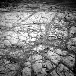 Nasa's Mars rover Curiosity acquired this image using its Right Navigation Camera on Sol 2618, at drive 930, site number 78