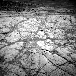 Nasa's Mars rover Curiosity acquired this image using its Right Navigation Camera on Sol 2618, at drive 954, site number 78