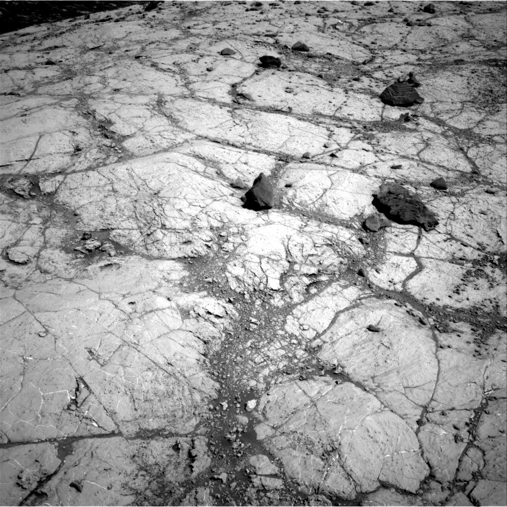 Nasa's Mars rover Curiosity acquired this image using its Right Navigation Camera on Sol 2618, at drive 966, site number 78