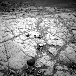 Nasa's Mars rover Curiosity acquired this image using its Right Navigation Camera on Sol 2618, at drive 978, site number 78