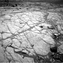 Nasa's Mars rover Curiosity acquired this image using its Right Navigation Camera on Sol 2618, at drive 984, site number 78
