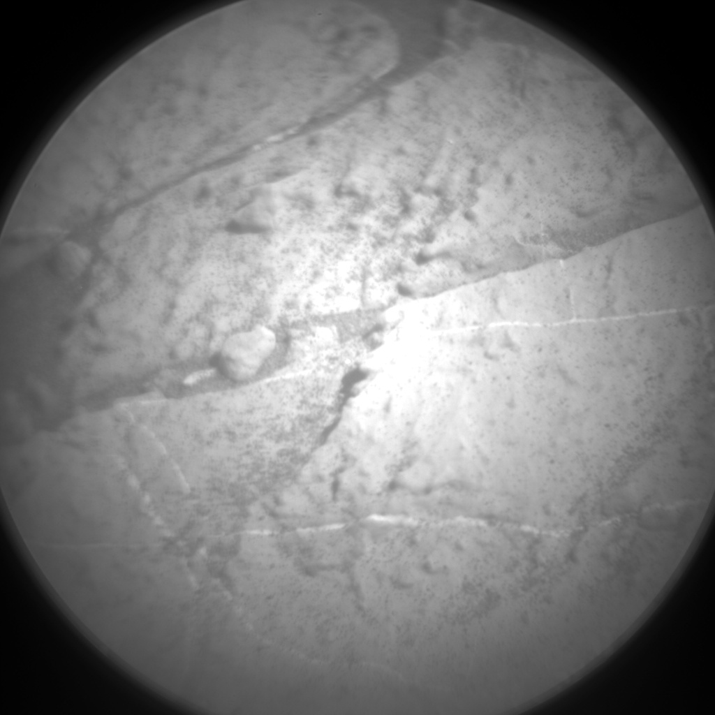 Nasa's Mars rover Curiosity acquired this image using its Chemistry & Camera (ChemCam) on Sol 2620, at drive 1002, site number 78