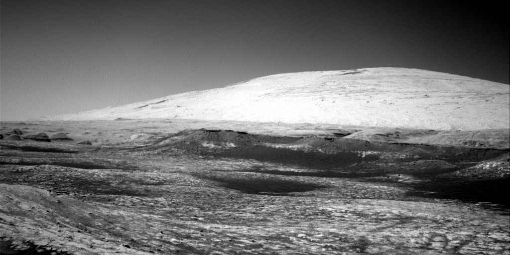 Nasa's Mars rover Curiosity acquired this image using its Right Navigation Camera on Sol 2620, at drive 1002, site number 78