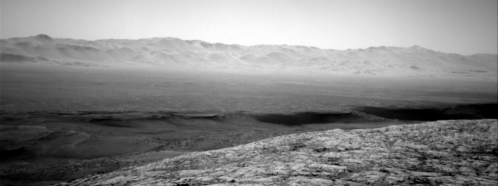 Nasa's Mars rover Curiosity acquired this image using its Right Navigation Camera on Sol 2626, at drive 1002, site number 78