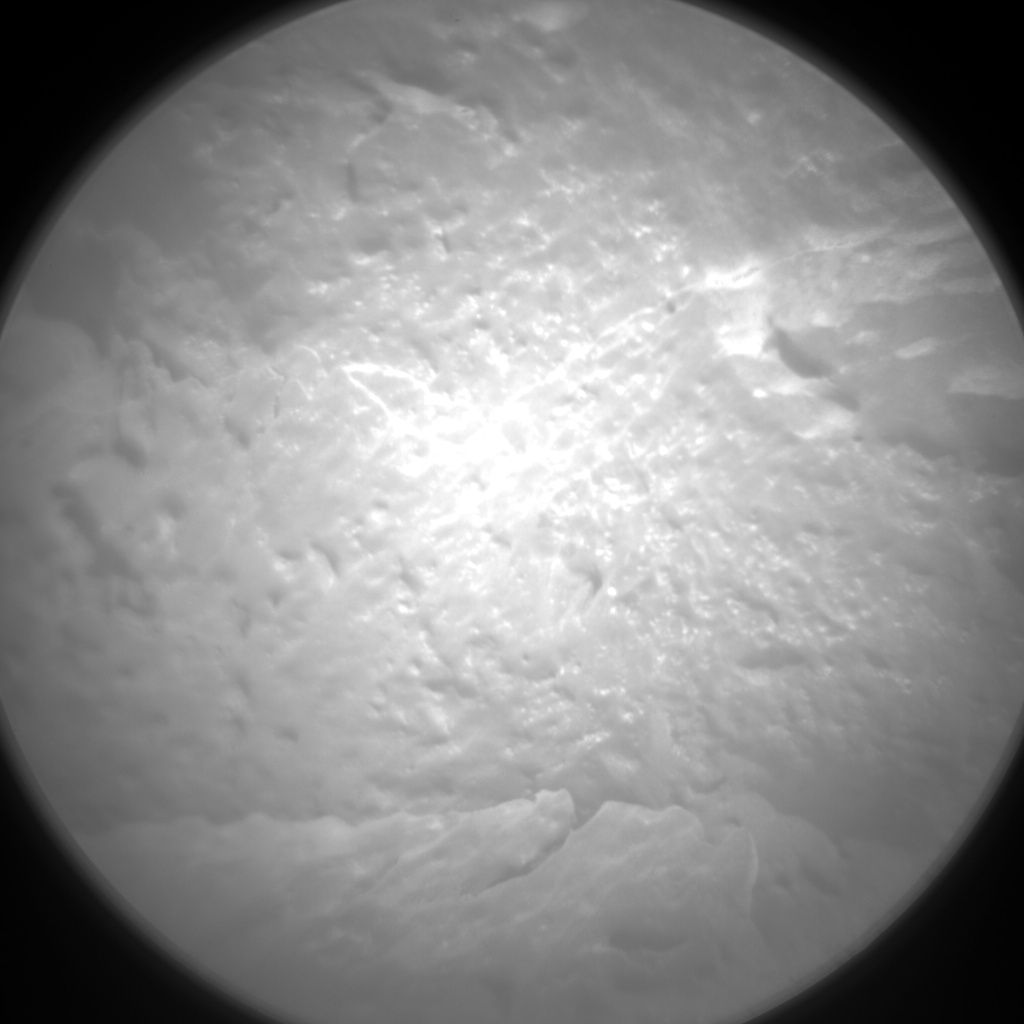 Nasa's Mars rover Curiosity acquired this image using its Chemistry & Camera (ChemCam) on Sol 2631, at drive 1002, site number 78