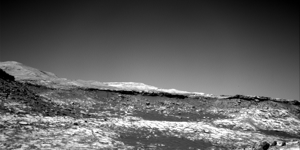 Nasa's Mars rover Curiosity acquired this image using its Right Navigation Camera on Sol 2632, at drive 1002, site number 78