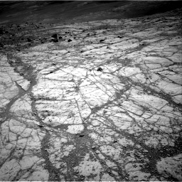 Nasa's Mars rover Curiosity acquired this image using its Right Navigation Camera on Sol 2633, at drive 1020, site number 78