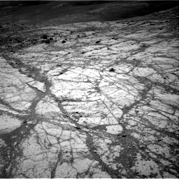 Nasa's Mars rover Curiosity acquired this image using its Right Navigation Camera on Sol 2633, at drive 1026, site number 78