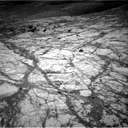 Nasa's Mars rover Curiosity acquired this image using its Right Navigation Camera on Sol 2633, at drive 1032, site number 78