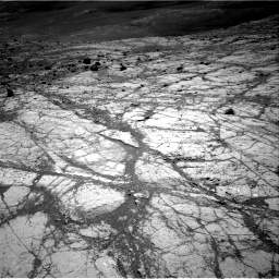 Nasa's Mars rover Curiosity acquired this image using its Right Navigation Camera on Sol 2633, at drive 1038, site number 78