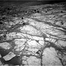 Nasa's Mars rover Curiosity acquired this image using its Right Navigation Camera on Sol 2633, at drive 1050, site number 78