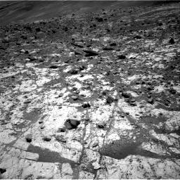 Nasa's Mars rover Curiosity acquired this image using its Right Navigation Camera on Sol 2633, at drive 1074, site number 78