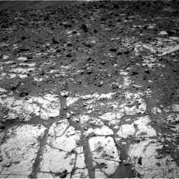 Nasa's Mars rover Curiosity acquired this image using its Right Navigation Camera on Sol 2633, at drive 1110, site number 78