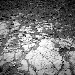 Nasa's Mars rover Curiosity acquired this image using its Right Navigation Camera on Sol 2633, at drive 1138, site number 78