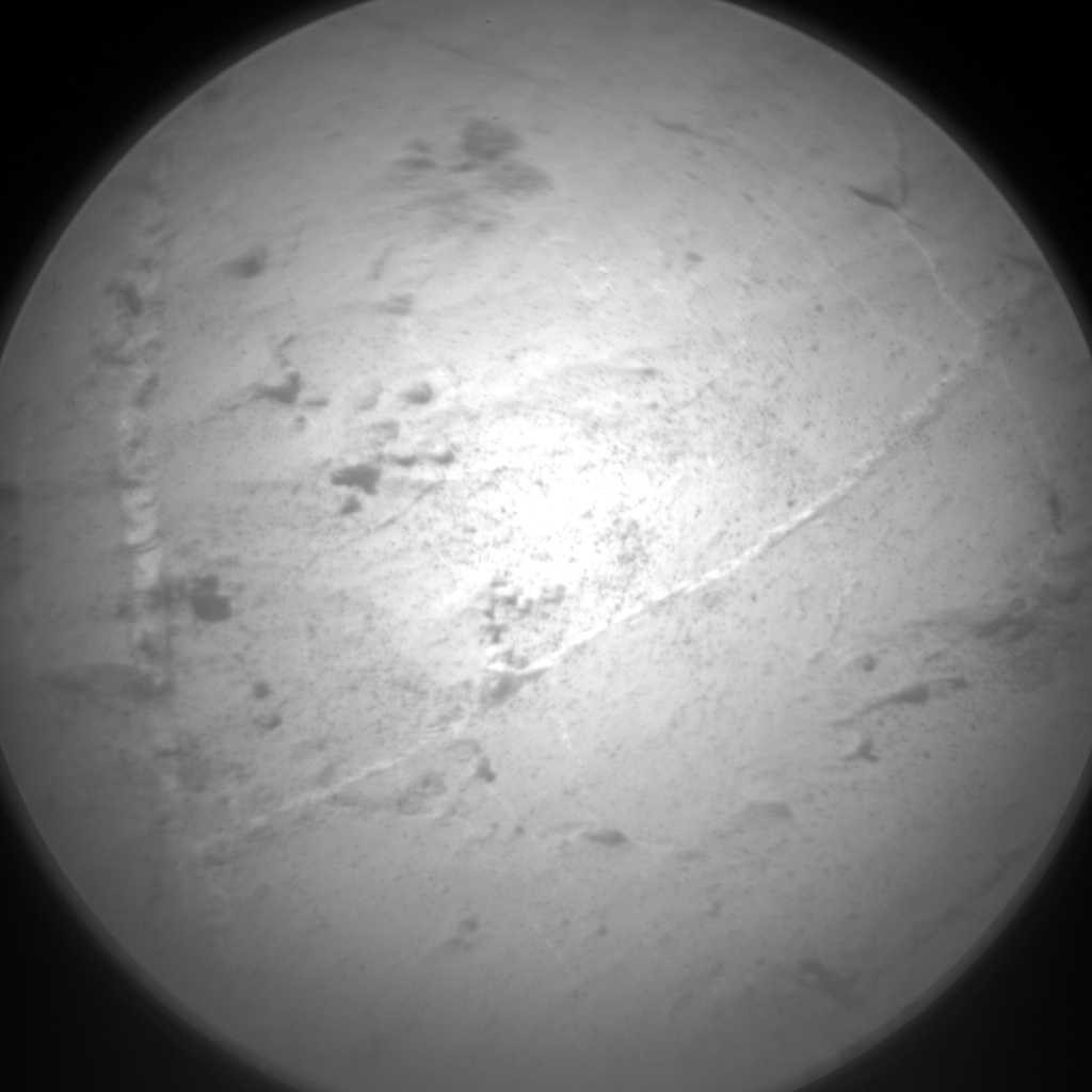 Nasa's Mars rover Curiosity acquired this image using its Chemistry & Camera (ChemCam) on Sol 2634, at drive 1138, site number 78