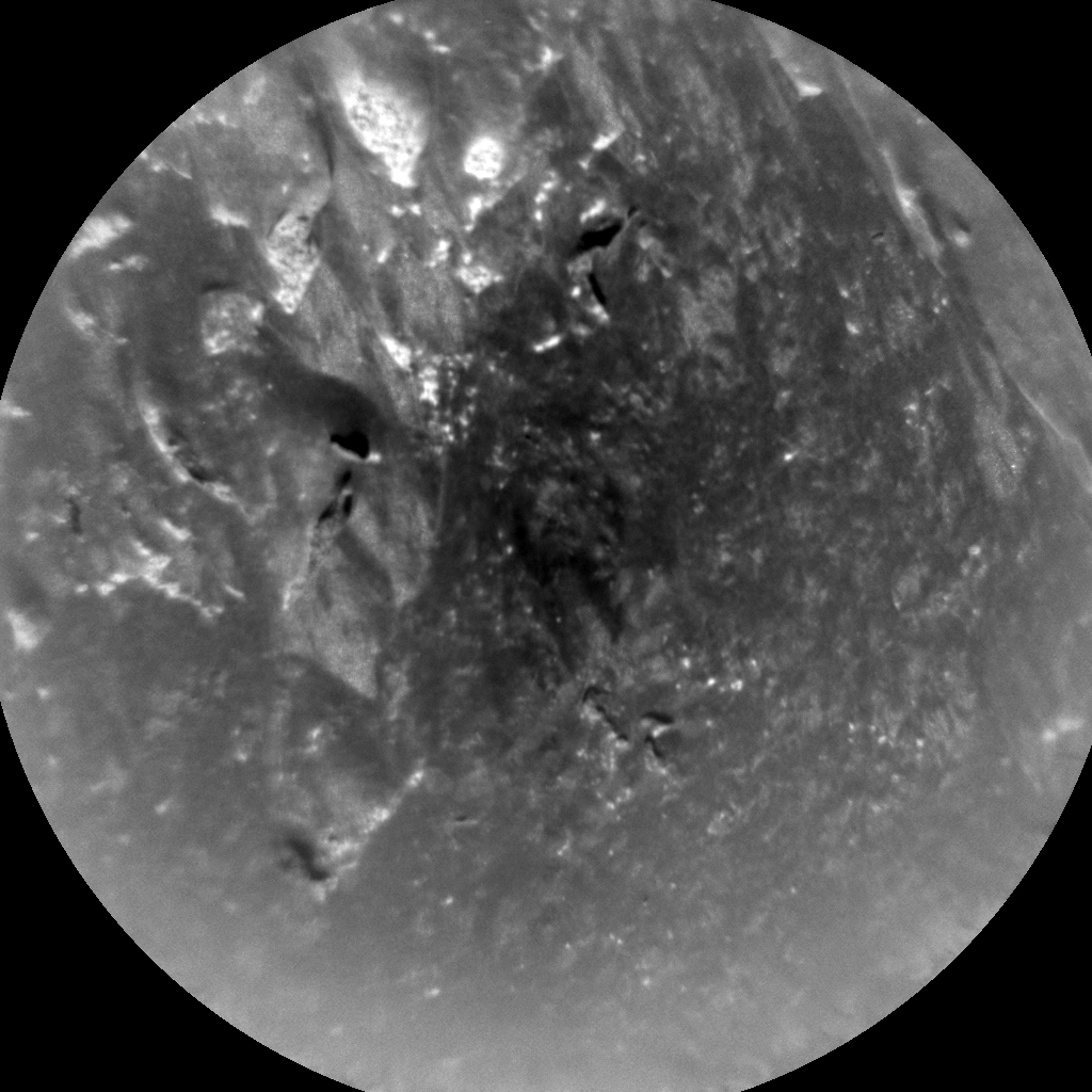 Nasa's Mars rover Curiosity acquired this image using its Chemistry & Camera (ChemCam) on Sol 2636, at drive 1138, site number 78