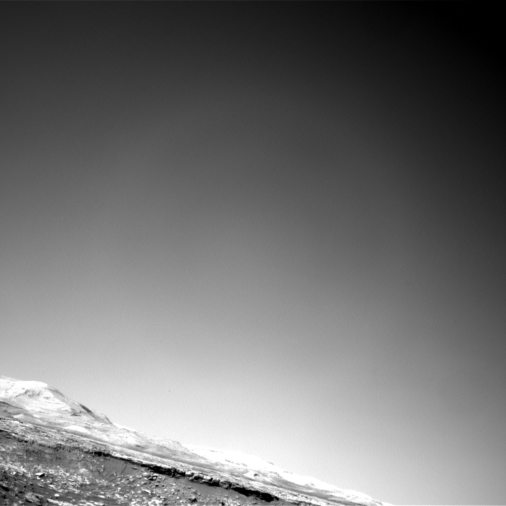 Nasa's Mars rover Curiosity acquired this image using its Right Navigation Camera on Sol 2639, at drive 1138, site number 78