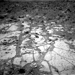 Nasa's Mars rover Curiosity acquired this image using its Left Navigation Camera on Sol 2643, at drive 1160, site number 78