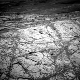 Nasa's Mars rover Curiosity acquired this image using its Left Navigation Camera on Sol 2643, at drive 1292, site number 78