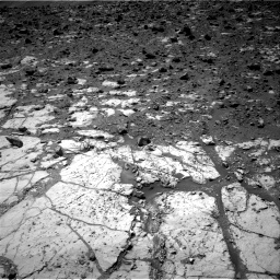 Nasa's Mars rover Curiosity acquired this image using its Right Navigation Camera on Sol 2643, at drive 1166, site number 78
