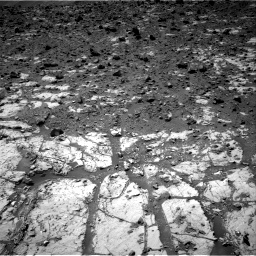 Nasa's Mars rover Curiosity acquired this image using its Right Navigation Camera on Sol 2643, at drive 1172, site number 78