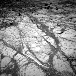 Nasa's Mars rover Curiosity acquired this image using its Right Navigation Camera on Sol 2643, at drive 1232, site number 78