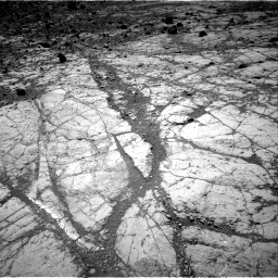 Nasa's Mars rover Curiosity acquired this image using its Right Navigation Camera on Sol 2643, at drive 1238, site number 78