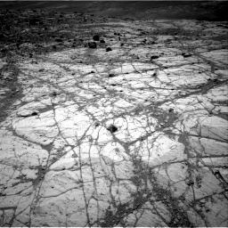 Nasa's Mars rover Curiosity acquired this image using its Right Navigation Camera on Sol 2643, at drive 1250, site number 78