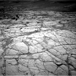 Nasa's Mars rover Curiosity acquired this image using its Right Navigation Camera on Sol 2643, at drive 1262, site number 78