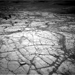 Nasa's Mars rover Curiosity acquired this image using its Right Navigation Camera on Sol 2643, at drive 1268, site number 78