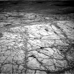 Nasa's Mars rover Curiosity acquired this image using its Right Navigation Camera on Sol 2643, at drive 1286, site number 78