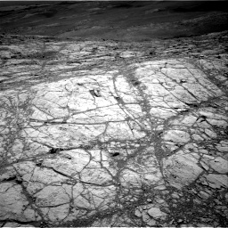 Nasa's Mars rover Curiosity acquired this image using its Right Navigation Camera on Sol 2643, at drive 1292, site number 78