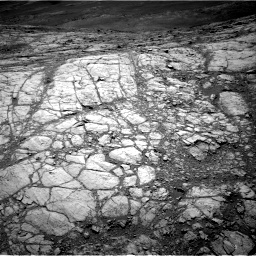 Nasa's Mars rover Curiosity acquired this image using its Right Navigation Camera on Sol 2643, at drive 1304, site number 78