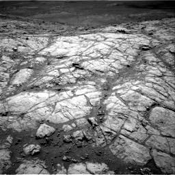 Nasa's Mars rover Curiosity acquired this image using its Right Navigation Camera on Sol 2643, at drive 1322, site number 78
