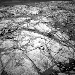Nasa's Mars rover Curiosity acquired this image using its Right Navigation Camera on Sol 2643, at drive 1364, site number 78