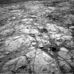 Nasa's Mars rover Curiosity acquired this image using its Right Navigation Camera on Sol 2643, at drive 1388, site number 78