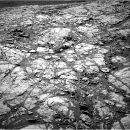 Nasa's Mars rover Curiosity acquired this image using its Right Navigation Camera on Sol 2643, at drive 1406, site number 78