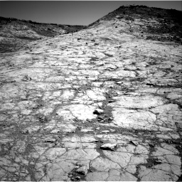 Nasa's Mars rover Curiosity acquired this image using its Right Navigation Camera on Sol 2643, at drive 1412, site number 78