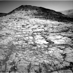 Nasa's Mars rover Curiosity acquired this image using its Right Navigation Camera on Sol 2643, at drive 1430, site number 78