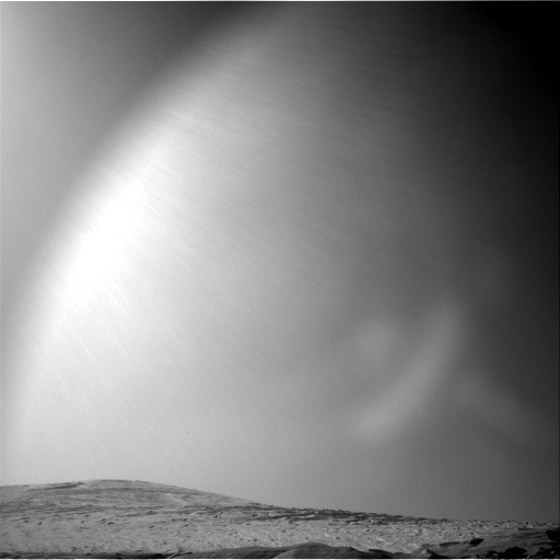 Nasa's Mars rover Curiosity acquired this image using its Right Navigation Camera on Sol 2644, at drive 1442, site number 78