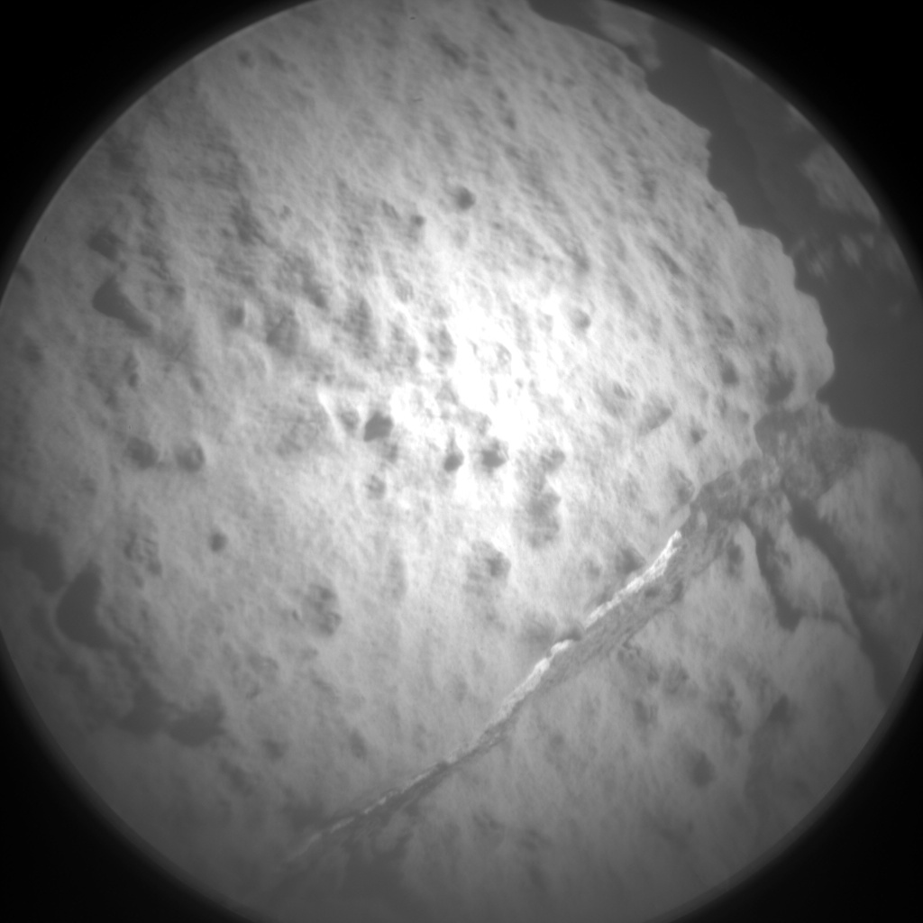 Nasa's Mars rover Curiosity acquired this image using its Chemistry & Camera (ChemCam) on Sol 2645, at drive 1442, site number 78