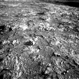 Nasa's Mars rover Curiosity acquired this image using its Left Navigation Camera on Sol 2645, at drive 1610, site number 78