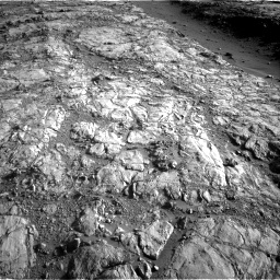 Nasa's Mars rover Curiosity acquired this image using its Right Navigation Camera on Sol 2645, at drive 1490, site number 78