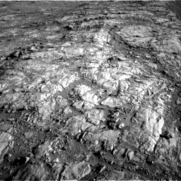 Nasa's Mars rover Curiosity acquired this image using its Right Navigation Camera on Sol 2645, at drive 1514, site number 78