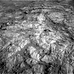 Nasa's Mars rover Curiosity acquired this image using its Right Navigation Camera on Sol 2645, at drive 1520, site number 78