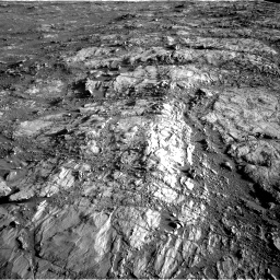 Nasa's Mars rover Curiosity acquired this image using its Right Navigation Camera on Sol 2645, at drive 1538, site number 78
