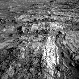 Nasa's Mars rover Curiosity acquired this image using its Right Navigation Camera on Sol 2645, at drive 1544, site number 78